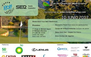 Open Golf Radio Castellón