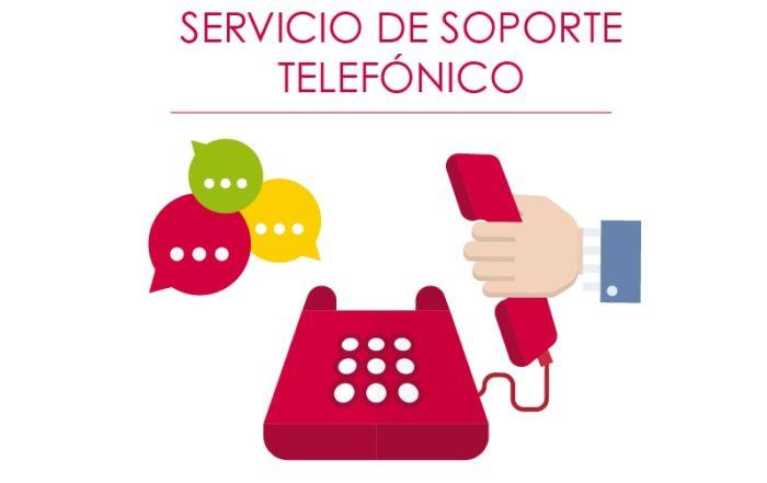 Servicio de Soporte Telefónico
