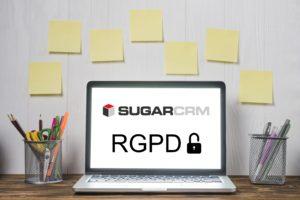 normativa RGPD con Sugar