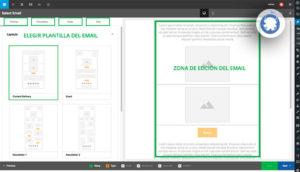 cómo crear una campaña de email marketing con Sugar Market