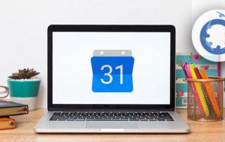 editar el calendario desde Gmail